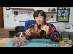 DIY - Trailer carteiraTripla by Silvia Ramos Atelier - YouTube