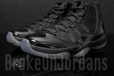 Air Jordan 11 x Blackout x Sample. Want'd if released!