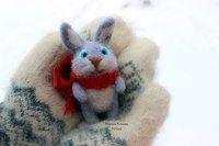 ТЕПЛО | валяные игрушки Марины Князевой