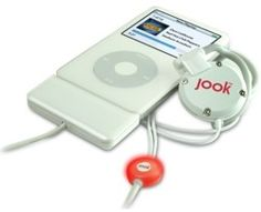 Jook music sharing device