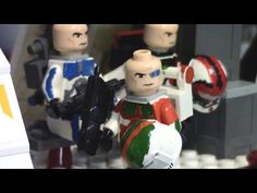 Captain Gregor has returned from Abafar after helping Colonel Gasgon and his crew escape, and the academy has sent their three best commandos to become his n. Star Wars Clone Wars, Lego Star Wars, Lego Videos, Squad, Ronald Mcdonald, Animation, Stars, Fun, Iphone