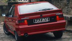 Citroen BX GTi 16v - 1986-94 Retro Cars, Vintage Cars, Citroen Car, Car Girls, Fiat, Motor Car, Peugeot, Super Cars, Classic Cars