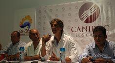 """Rueda de Prensa """"Sabor a Cabo 2014"""", les compartimos el clip de #CaboNewsToday con toda la información al respecto. #AHLC"""