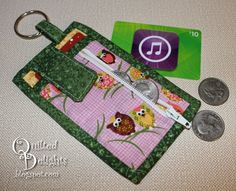 Quilted Delights: Twas the Night Blog Hop