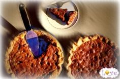 Chocolate Pecan Pie - gluten-free, dairy-free, grain-free