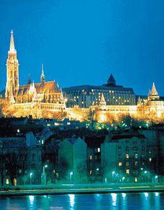 Budapest, Hungary & the Blue Danube