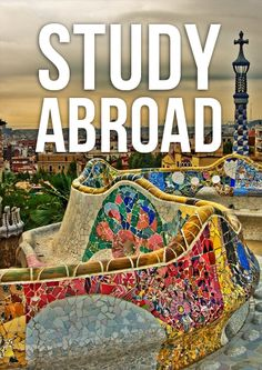 I suggest everyone study abroad if they have the chance. It is the chance of a lifetime and makes you grow so much. It is the best experience ever and I wouldn't want to change it for the world.