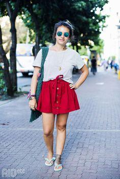 Larissa Montilha, de mudança para a Cidade Maravilhosa!