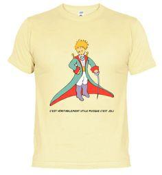 Le petit prince. C'est véritablement utile puisque c'est joli. Saint Exupéry.
