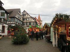 Marché de Noël 2015 à Gengenbach ©Etpourtantelletourne.fr