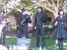 Steam Powered Giraffe - Brass Goggles. I love how The Spine reacts to Upgrade, its so funny!!
