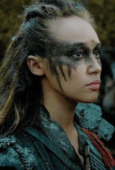 Alycia Debnam Carey as Lexa  • The100