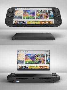 Nintendo Switch UP comes with a Clever Dock that doubles as a power bank. Electronics Gadgets, Technology Gadgets, Tech Gadgets, Nintendo Switch Games, Nintendo Ds, Nintendo Switch Accessories, Computer Accessories, Consoles, Portable Console