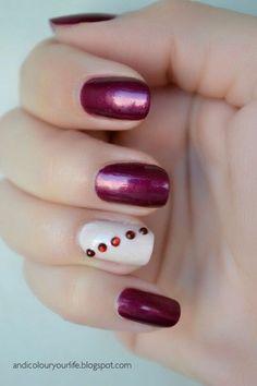 27 Simple and Cute Nail Art Ideas
