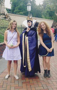 Rapunzel + Merida