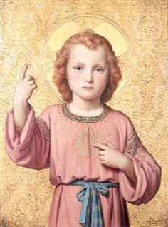 Blessings for Christ, 1878 - Franz Ittenbach