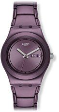 Swatch Purple Thought Ladies Watch YLV7000AG