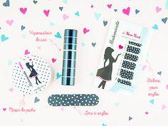 Eaux de toilette Mademoiselle Arbel, Compagnie Européenne des Parfums - Goodies coffret et trousse #blog #beauté #blogbeauté #blogueusebeauté #beauty #beautyblog #beautyblogger #bblogger #parfum #fragrance #perfume #eaudetoilette #MademoiselleArbel #CompagnieEuropéenneDesParfums #goodies #coffret #trousse #revue #test #avis http://mamzelleboom.com/2015/08/04/eau-de-toilette-mademoiselle-arbel-a-paris-et-new-york-et-eau-de-parfum-derobade-compagnie-europeenne-des-parfums/