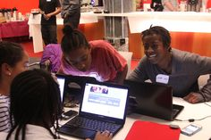 Article: 'Black Girls Code' Workshops Hope to Change the Future Face of Tech