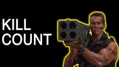 Arnold Schwarzenegger Kill Count supercut