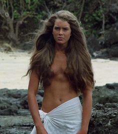 Brooke Shields Blue Lagoon