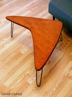 Booma Mid coffee table  Eames Era  Mid by lunarloungedesign, $195.00