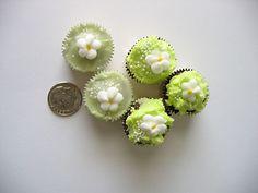 Teeny tiny cupcakes