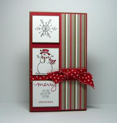 Snowy Wishes by dahlia19 - Cards and Paper Crafts at Splitcoaststampers