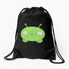 'Mooncake - Final Space' Drawstring Bag by MattKC Space Tv Shows, Mooncake, Sell Your Art, Drawstring Backpack, Finals, Finding Yourself, 3d, Printed, Awesome