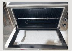 If You're Bored With Oven Cleaning Try This Method