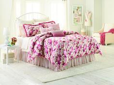 LC Lauren Conrad bedding collection... beautiful florals.