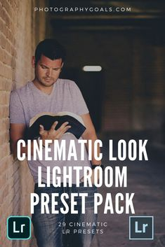 Cinematic Look Presets from Photography Goals will give you a classic film look that expert film color graders use to make skin tones pop off the screen. Portrait Photography Tips, Street Photography, Travel Photography, Lightroom Presets For Portraits, Photography Tips For Beginners, Color Grading, Classic Films, Shadows, Highlights