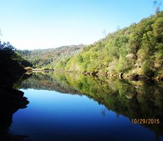 The Yuba River at Rice's Crossing Preserve South is serene. Refuge for wildlife, native plants abound, and great recreational opportunities. We are lucky to own this land. The public is welcome to visit the Yuba Rim Trail. And stay tuned for more public access updates to come! www.bylt.org