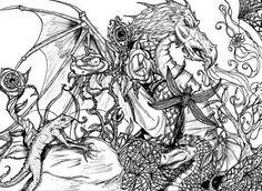 Dragon's Garden
