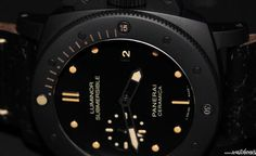 PAM 508 Submersible Ceramica: -A full ceramic case Submersible -Waterproof up to -The best Panerai of the -Incredibly light . Live pictures an