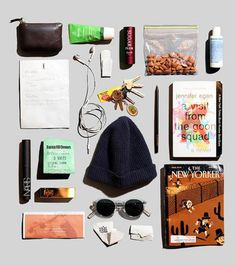 What's In Your Bag ?, sac N°9/©Bobby Doherty