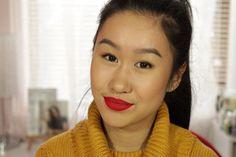 Red Matte Lips - MUA: VIVIAN TANG