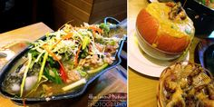 Chao Phraya Thai restaurant - INCREDIBLE THAI PUMPKIN CURRY IN KOWLOON and soft shell crab