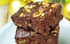 Cinnamon Apple Brownies [Vegan, Gluten-Free]   One Green Planet