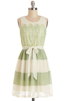 Early to Sunrise Dress, #ModCloth