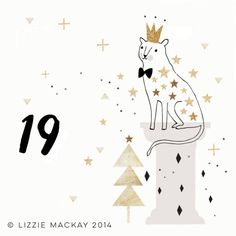 Avent calandre Lizzie Mackay Day 19