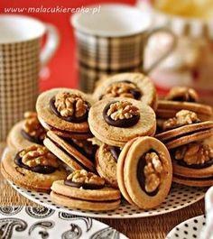 Polish Recipes, Candy Recipes, Sweet Recipes, Baking Recipes, Cookie Recipes, Dessert Recipes, Pineapple Coconut Bread, Tea And Crumpets, Sweets Cake