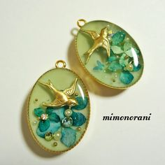 mimonorani  Resin  accessories.