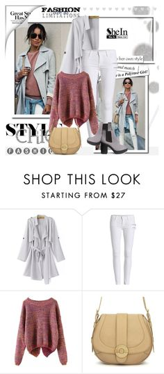 """""""SHEIN 8"""" by melisa-j ❤ liked on Polyvore featuring Komar, Lara Bohinc, H&M and shein"""