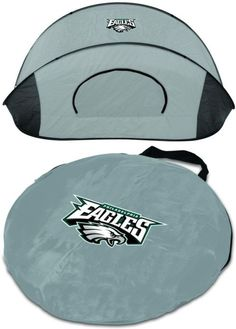 Other Tents and Canopies 179019: Manta Sun Shelter Open-Front Tent Camping Philadelphia Eagles Picnic Time -> BUY IT NOW ONLY: $123.23 on eBay!