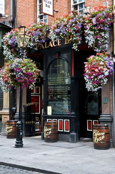 The Palace Bar ~ Dublin, Ireland