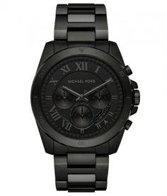 Michael Kors Brecken - Men Wrist Watch on YOOX. The best online selection of Wrist Watches Michael Kors. Swag Style, Best Watches For Men, Cool Watches, Casual Watches, Fossil Watches, Women's Watches, Wrist Watches, Sport Watches, Stainless Steel Bracelet