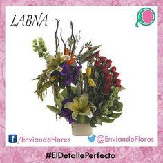 Regala una sonrisa regala un momento inolvidable regala flores.  #EnviandoFlores #UnaOcasionEspecial #UnHermosoDetalle #LasFloresPerfectas  Visita nuestra página: http://ift.tt/28ZnP63