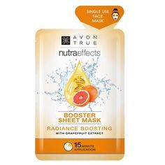 Nutra Effects Sheet Mask - Radiance Boosting