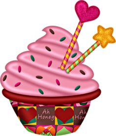 Cupcake Clip Art Cupcake Png, Cupcake Clipart, Food Clipart, Cute Clipart, Cupcake Pictures, Cupcake Images, Birthday Clipart, Cupcake Heaven, Ice Cream Party